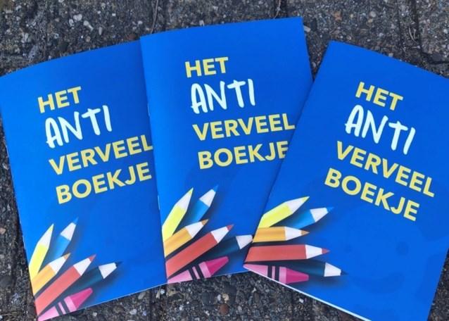 Stad Nieuwpoort deelt anti-verveelpakketten uit